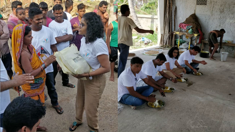 Bless to Serve 700 Families - Odisha Cyclone Victims - 3