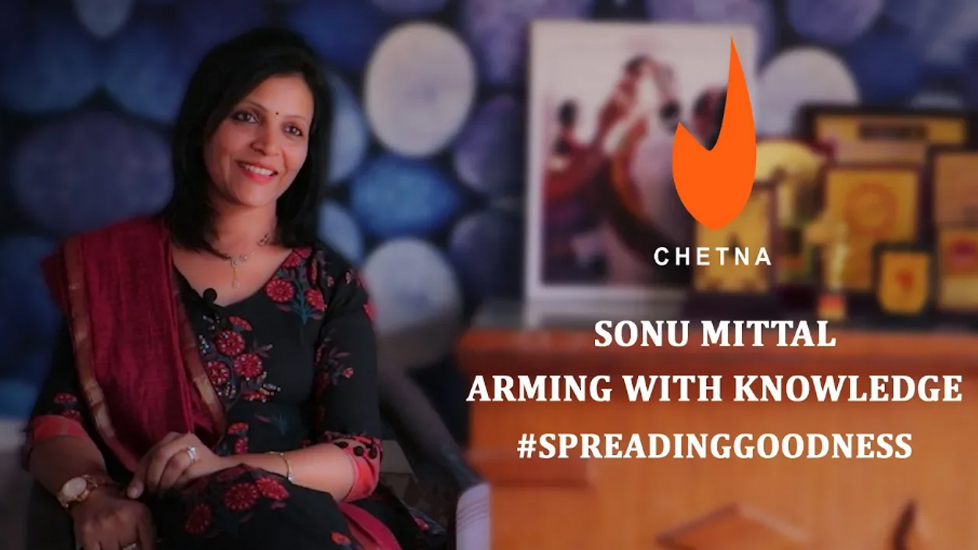 Stories of our PJF heroes | Arming With Knowledge - Sonu Mittal