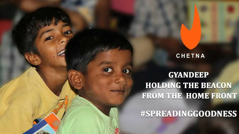 Stories of our PJF heroes | Industrious trio ruling by the Book – Gyandeep - The Chetna