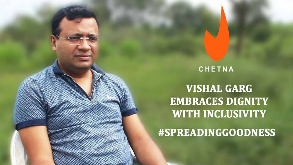 Stories of our PJF heroes | Caring is not just our duty it's their right – Vishal Garg