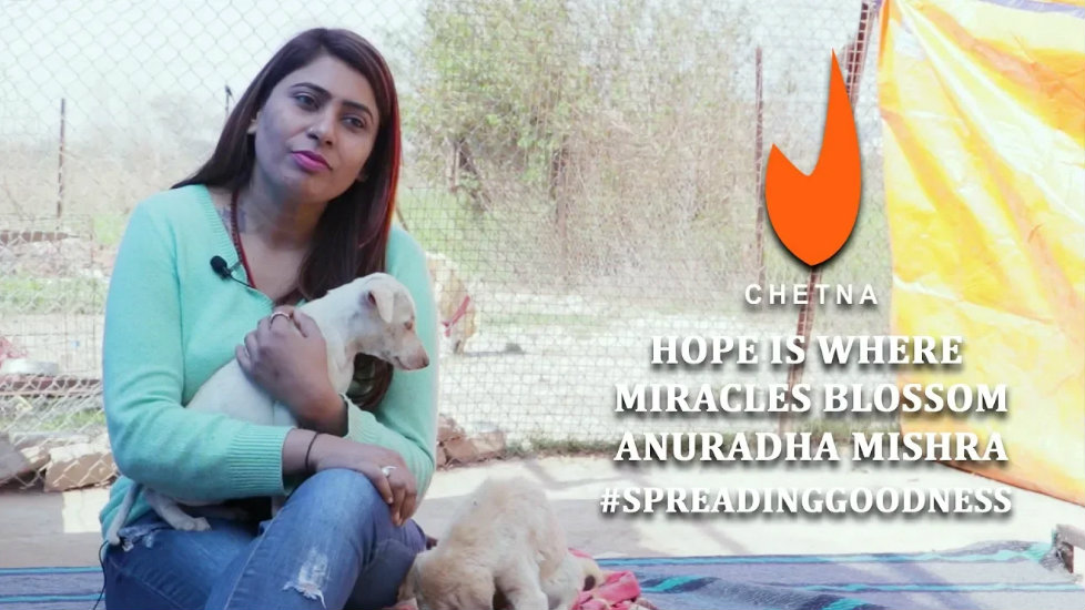 Stories of our PJF heroes | Hope is where miracles blossom – Anuradha Mishra
