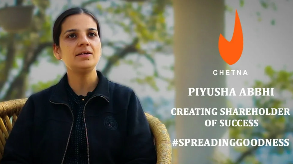 Stories of our PJF heroes | Shaping shareholders of success – Piyusha Abbhi
