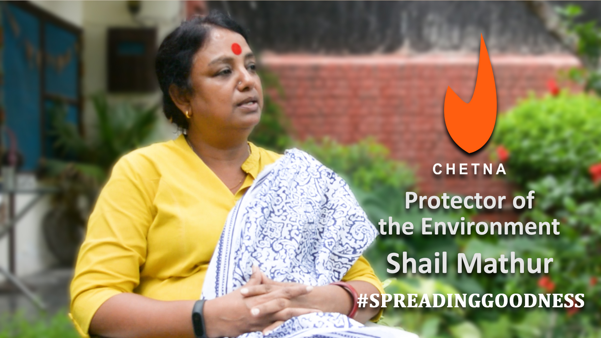 Stories of our PJF heroes | Protector of the Environment