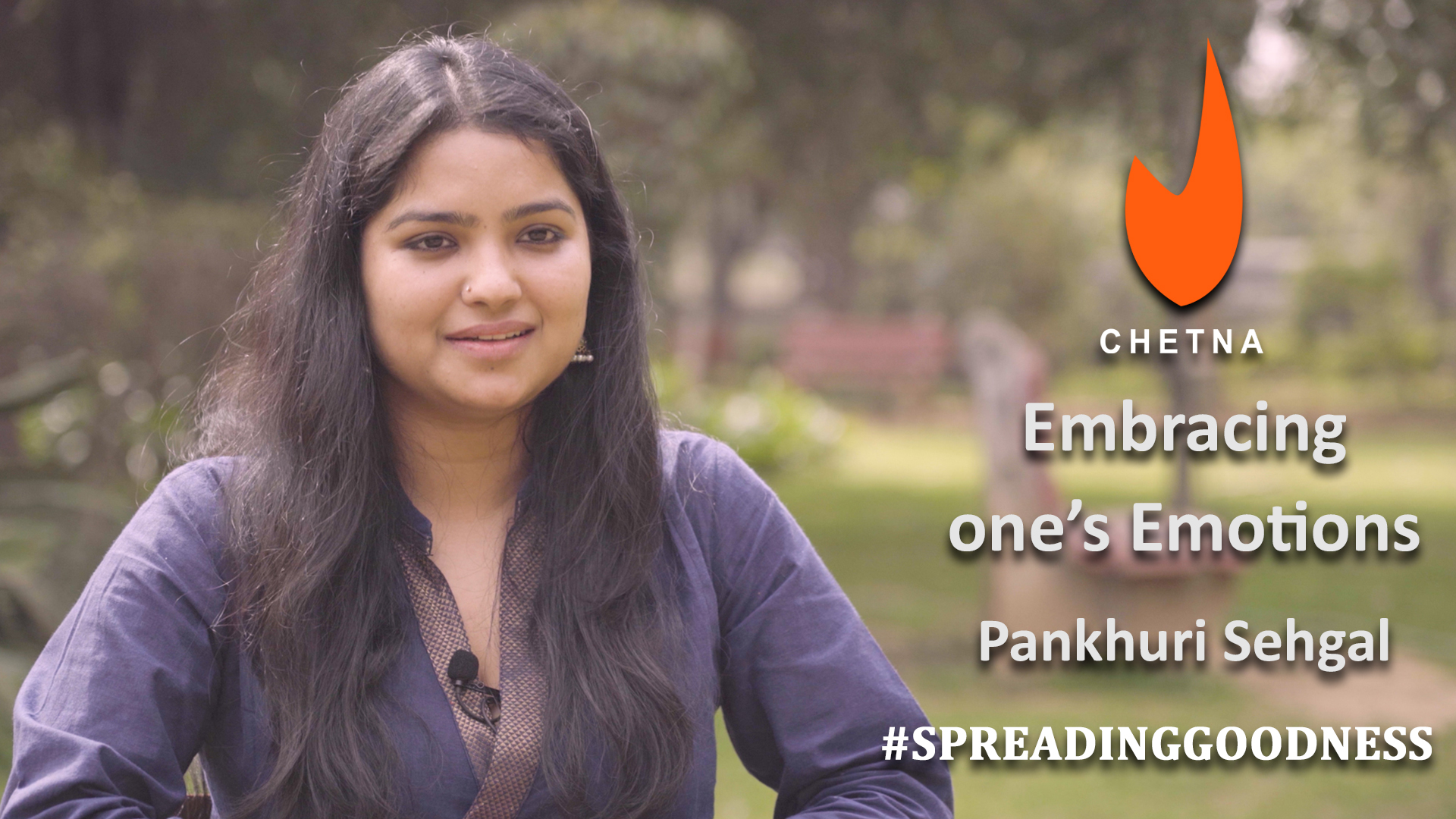 Embracing One's Emotions - Spreading Goodness