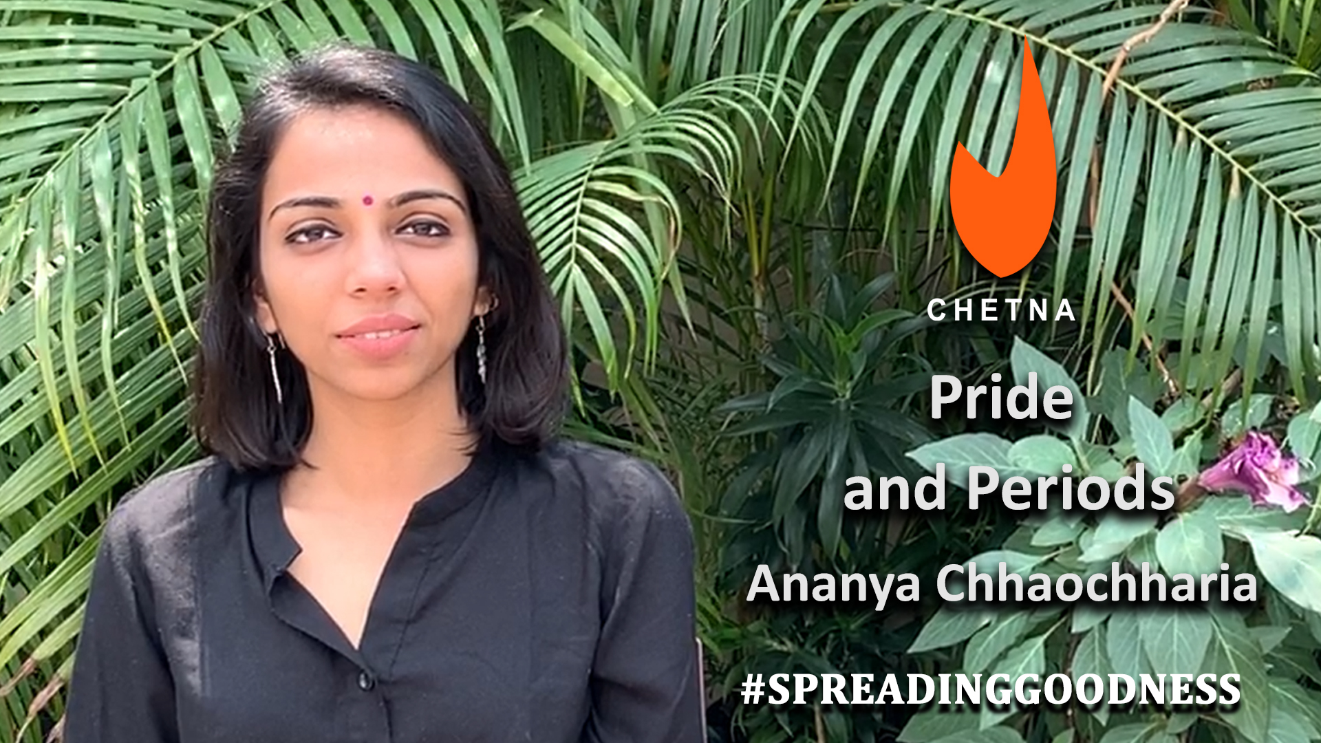 'Pride and Periods' : Ananya Chhaochharia, Paint It Red - Spreading Goodness